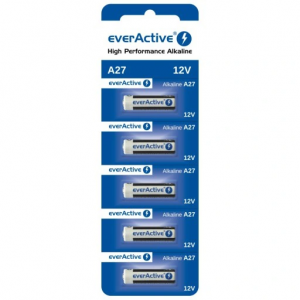 BATERIA A27/12V EVER ACTIVE