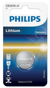 BATERIA PHILIPS CR2016