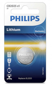 BATERIA PHILIPS CR2025