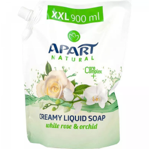 MYDŁO APART ZAPAS 900ML WHITE ROSE & ORCHID